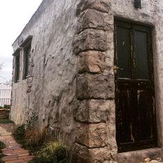 モルタル造形小屋と植物達 - 華庭さんのココロ