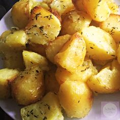 The Mini Mes and Me blog: perfectly crispy roast potatoes. Get them right every time