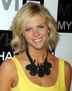 Medium layers cut throughout the sides and back of the blonde hair create more movement and shape that is perfectly great for people with fine to medium hair looking for a hairstyle that is simple to take care. Only a little product is needed to make it hold and shine. The choppy bob in soft[Read the Rest]