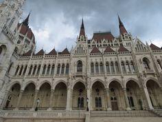 Le parlement Hongrois