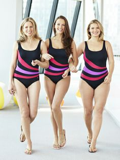 Hi Ladies: I will model this belly friendly bathing suit on the TODAY Show Friday, June 7!
