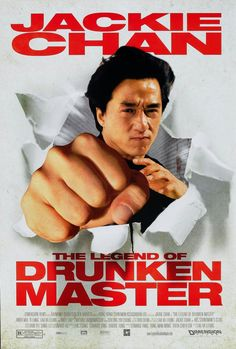 5 Best Martial Arts Movies Of All Time: 3. The Legend of Drunken Master