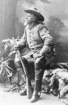 william frederick cody   BUFFALO BILL ( WILLIAM FREDERICK CODY )