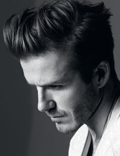 Superb 1000 Images About Hair On Pinterest David Beckham David Hairstyle Inspiration Daily Dogsangcom
