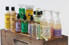 Beecology Paraben-Free Body Care Review and Giveaway - Family Focus Blog