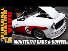 SUPER RARE 350HP #DATSUN Fairlady! - FMV436 Go to the MURPHY! http://ift.tt/1m3fb9n #FireballMalibuVlog sends Fireball and Kathie to the #Montecito Cars & Coffee a Ventura Art Show and the Murphy Automotive Museum. Cool cars all around! SHARE Today's Vlog! SUBSCRIBE to this CHANNEL here! http://www.youtube.com/fireballtim Come to Fireball #WHEELSANDWAVES #CarShow at Gladstones Malibu! http://ift.tt/2a3SDnt Get your WHEELS AND WAVES SuperT @ The Vlog Store here! http://ift.tt/1RctbYF…