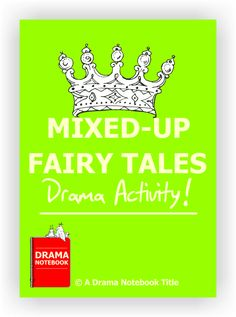 Fun, printable lists of suggestions that may be picked out of a hat, inspiring students to create their own mixed-up fairy tales!