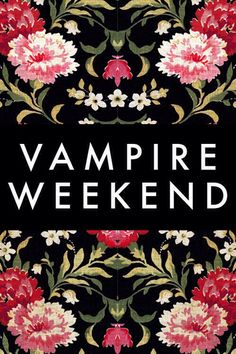 New Post! Vampire Weekend: Music Go check it out on http://goldenadolescence.blogspot.com
