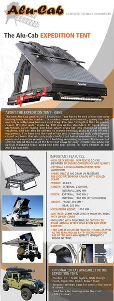 Alu-Cab - Australia that's badddddd Iveco 4x4, Iveco Daily 4x4, Vw T3 Syncro, T3 Vw, Vw T5, Off Road Camping, Jeep Camping, Tenda Jeep, Camping Hacks