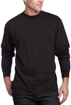 Soffe Men`s Men`S Long Sleeve Cotton T-Shirt - List price: $9.99 Price: $7.99 Saving: $2.00 (20%) + Free Shipping