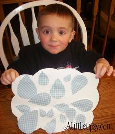 A Little Tipsy: Rain Cloud Art & Music Activity & Teaching Toddlers How to Use Glue