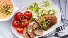 Salmon Burgers, Food And Drink, Ethnic Recipes, Koti