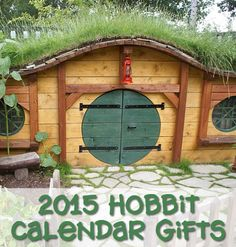Hobbit Calendars Make Great Gifts for Fans