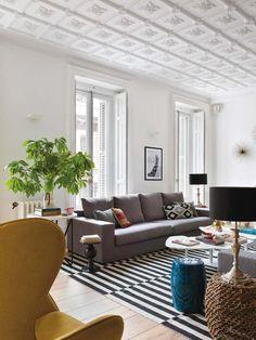 Une rénovation d'appartement à Madrid
