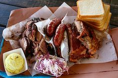 TexasBBQ Posse member Phil Lamb checks in after a visit to Franklin Barbecue's new location at 900 E. 11th in Austin.