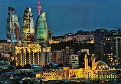 Баку - Фотогалерея — PortBaku.info