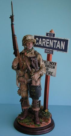 101st Airborne, Normandy by the legendary Don Winar - OSW: One Sixth Warrior Forum