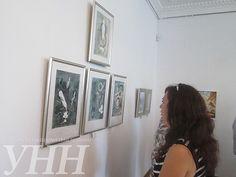 Унікальна виставка ізраїльських художників відкрилася в Черкасах. У Черкаському обласному художньому музеї відкрилася виставка сучасних художників з Ізраїля «Пейзаж Святої Землі». #time_ua #новини #Україна #Київ #новости #Украина #Киев #news #Kiev #Ukraine  #EU #Культура