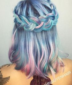 Multi Color Hairstyles Trendy Fashion Ideas For You