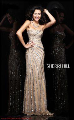 Sherri Hill Prom dress 2797 - Sherri Hill Prom dresses 2012