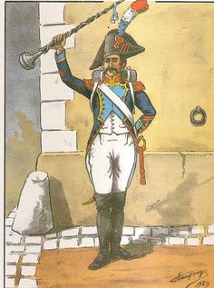 French; 18th Lne Infatry, Corporal Drummer, 1805