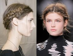 2013 haircuts & hair trends | Crown braid.