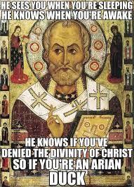 St. Nicholas memes. Classic