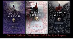 Intellectual Recreation: Series Salute: The Bone Witch by Rin Chupeco Fantasy Witch, Fantasy Books, Witch Series, Book Series, Books To Read, My Books, Raise The Dead, My Heart Is Breaking, Book Lists