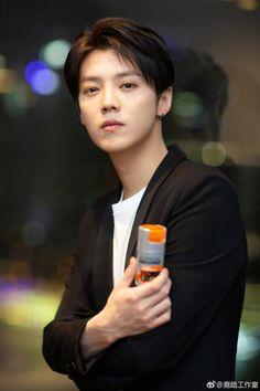 루 한 LuHan 鹿晗 L'oreal men expert meeting 190121 Exo, Hunhan, Loreal, Comebacks, Challenges, My Love, Prince