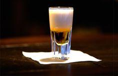Butter Cream shot  Tres Leches Liqueur