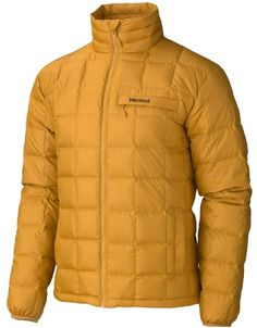 The @Marmot Men's Ajax Jacket keeps you warm for those few waking hours you're not skiing the slopes.