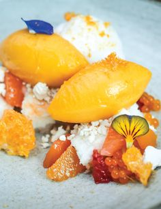 Dessert Professional | The Magazine Online - Mango & Citrus
