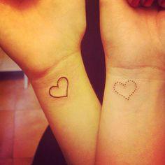 50 Heart-Warming Sister Tattoos Ideas