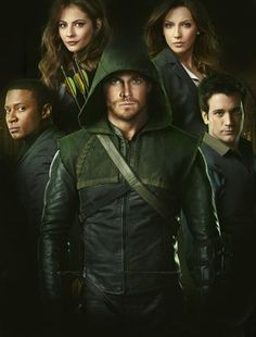 Arrow TV Show | Arrow - The TV Series