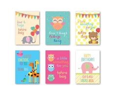 Baby Assorted Set of 90 Gift tags