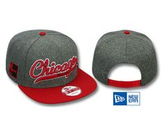 2d0869514c8 Chicago Bulls Espn Billboard Snapback images Red Wings Hat