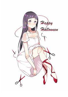 Hinata Uzumaki Halloween version