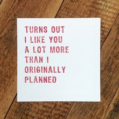 Funny Engagement Card  Funny Love Card  Funny by CoulsonMacleod, £2.50