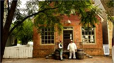 Colonial Williamsburg offers all the history a family could ever want.