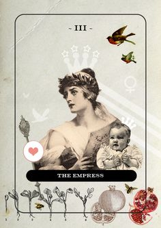 jordan clarke tarot cards - the empress