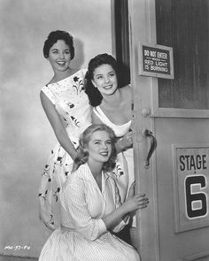 Miss Universe, Miss Germany, Miss Sweden, 1957