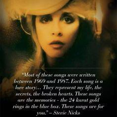 Stevie~ 24 Karat Gold