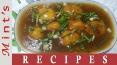 Aloo Manchurian Recipe – Potato in Manchurian Sauce Mint Recipes, Potato Recipes, Manchurian Recipe, Easy Chinese Recipes, Chinese Food, Potatoes, Tasty, Potato, Chinese Cuisine