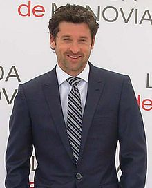 """Patrick Galen Dempsey (born January 13, 1966) is an American actor and race car driver, best known for his role as neurosurgeon Dr. Derek Shepherd (""""McDreamy"""") on the ABC medical drama Grey's Anatomy"""