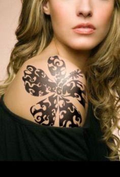 Shoulder Tattoo  - 55 Awesome Shoulder Tattoos  <3 <3