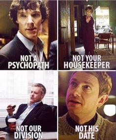 John, don't lie