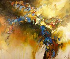 The Avenue Gallery - Victoria BC  Blu Smith