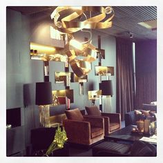 Great decoration in this lounge! https://www.nordicchoicehotels.no/Nordic-Resort/the-thief/ user:ashildaust