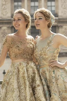 WedLuxe– Hian Tjen Couture Collection |  Follow @WedLuxe for more wedding inspiration!