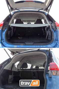 d0a53f85f65 Travall® Guard for Nissan X-Trail (2013  ). Vehicle-specific